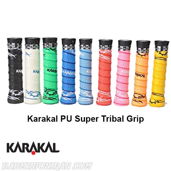 Karakal PU Super Tribal Grip 4 بدمینتون ایران