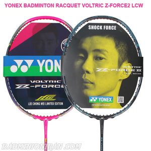 YONEX RACQUET VOLTRIC Z FORCE2 LCW 1 بدمینتون ایران