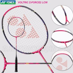 YONEX RACQUET VOLTRIC Z FORCE2 LCW 2 بدمینتون ایران