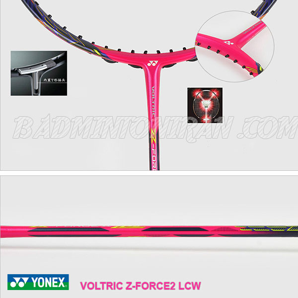 YONEX RACQUET VOLTRIC Z FORCE2 LCW 3 بدمینتون ایران