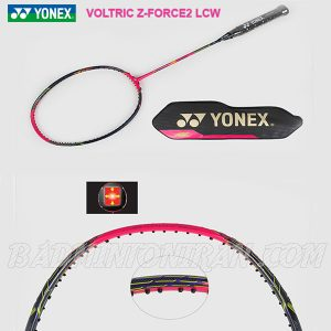 YONEX RACQUET VOLTRIC Z FORCE2 LCW 4 بدمینتون ایران