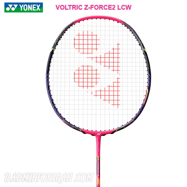 YONEX RACQUET VOLTRIC Z FORCE2 LCW 5 بدمینتون ایران