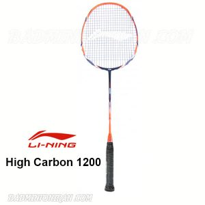 Li Ning High Carbon 1200 @badmintoniran بدمینتون ایران