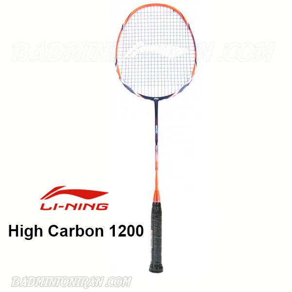 Li Ning High Carbon 1200 @badmintoniran بدمینتون ایران