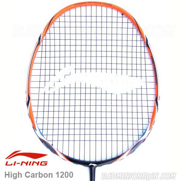 Li Ning High Carbon 1200 badmintoniran 2 بدمینتون ایران
