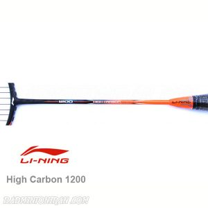 Li Ning High Carbon 1200 badmintoniran 3 بدمینتون ایران