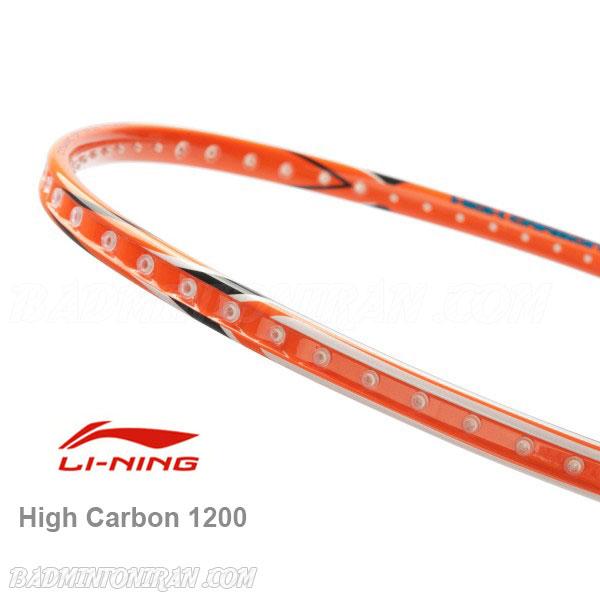 Li Ning High Carbon 1200 badmintoniran 5 بدمینتون ایران
