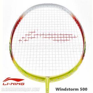 Li Ning Windstorm 500 2 بدمینتون ایران