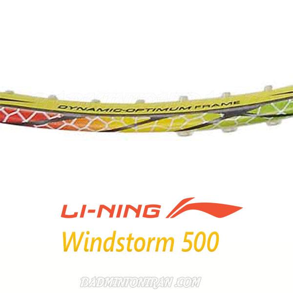 Li Ning Windstorm 500 7 بدمینتون ایران
