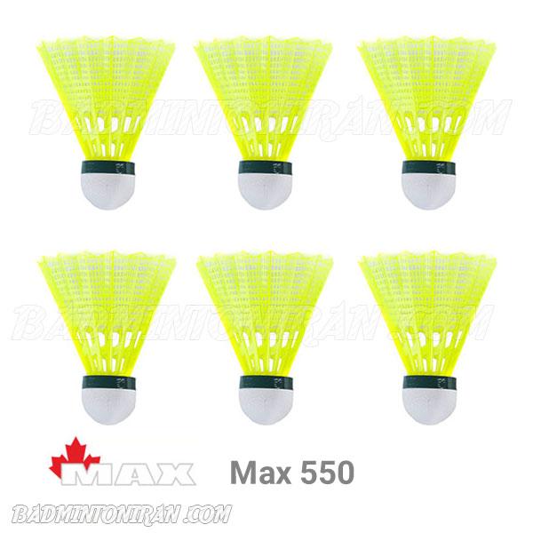 Shuttle Max 550 2 بدمینتون ایران