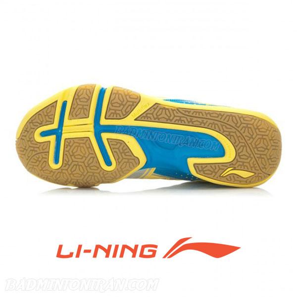 Badminton Shoes YELLOW AYTJ073 2 بدمینتون ایران