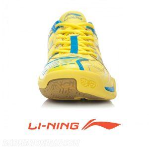 Badminton Shoes YELLOW AYTJ073 4