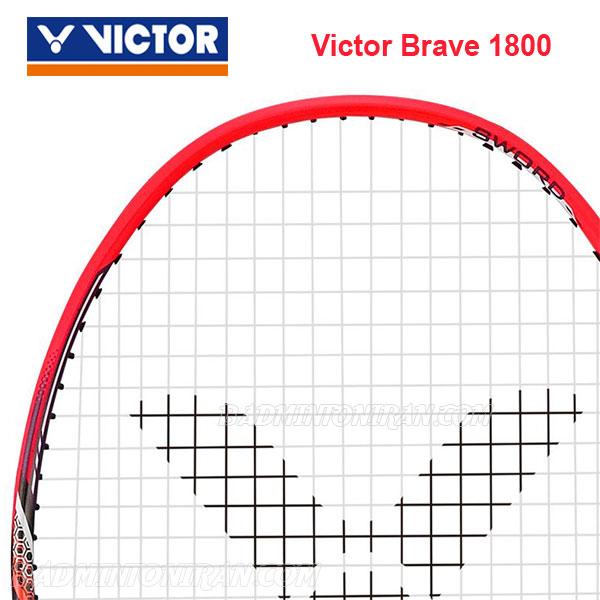 Victor Brave 1800 3 بدمینتون ایران