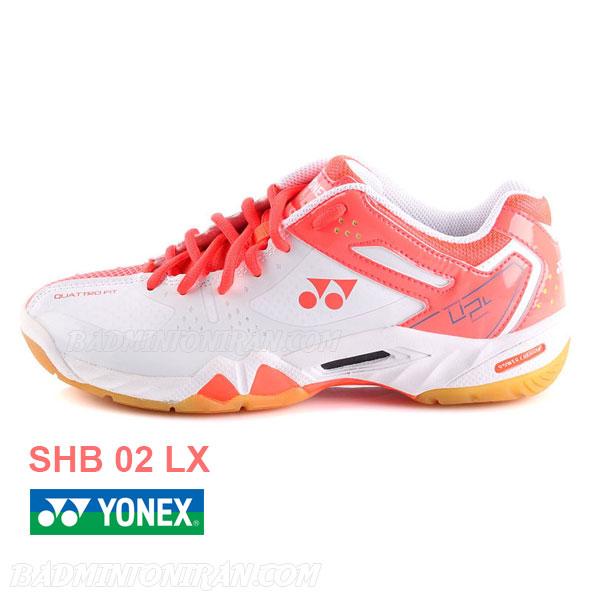 Yonex SHB 02 LX Badminton Shoes 1 بدمینتون ایران