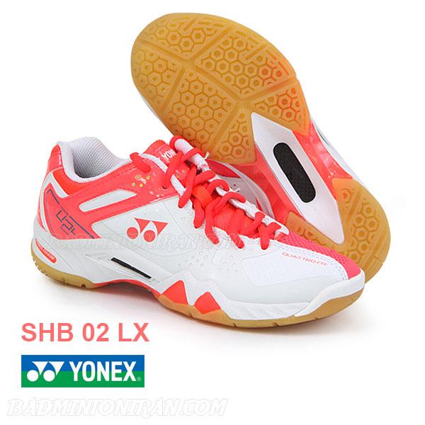 Yonex SHB 02 LX Badminton Shoes 2 بدمینتون ایران