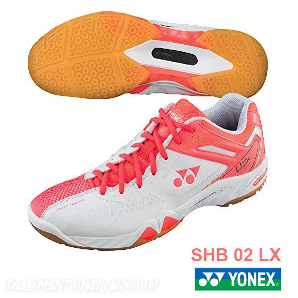 Yonex SHB 02 LX Badminton Shoes 3 بدمینتون ایران