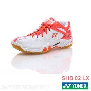Yonex SHB 02 LX Badminton Shoes 4