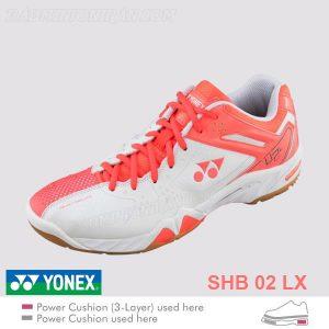 Yonex SHB 02 LX Badminton Shoes 5