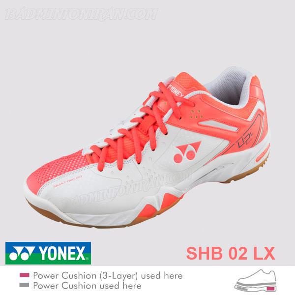 Yonex SHB 02 LX Badminton Shoes 5 بدمینتون ایران