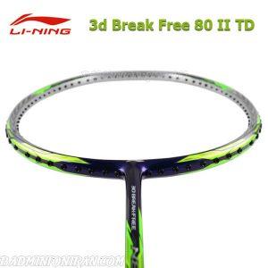 Lining 3d Break Free 80 II TD 14 بدمینتون ایران