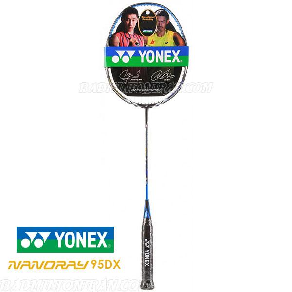 YONEX NANORAY 95DX 7 بدمینتون ایران