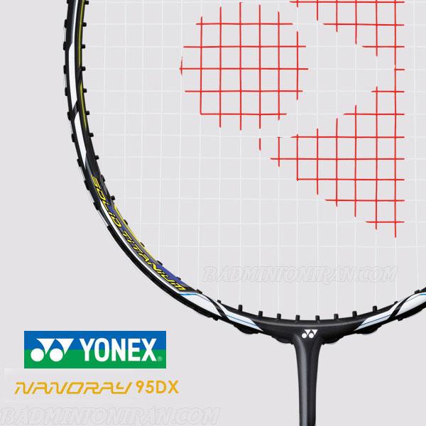 YONEX NANORAY 95DX 9 بدمینتون ایران