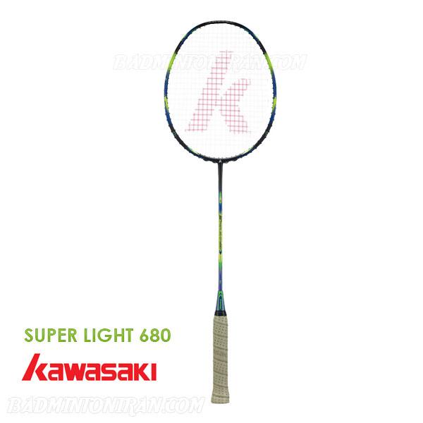 kawasaki SUPER LIGHT 680 1 بدمینتون ایران