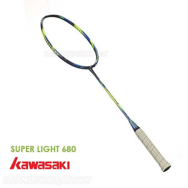 kawasaki SUPER LIGHT 680 2 بدمینتون ایران