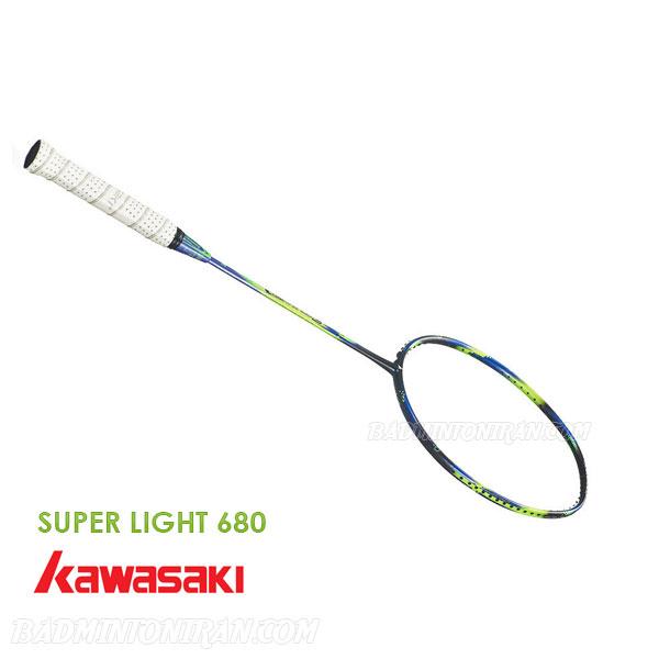 kawasaki SUPER LIGHT 680 3 بدمینتون ایران