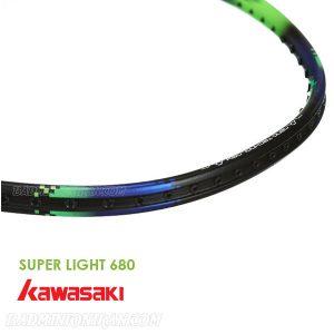kawasaki SUPER LIGHT 680 4