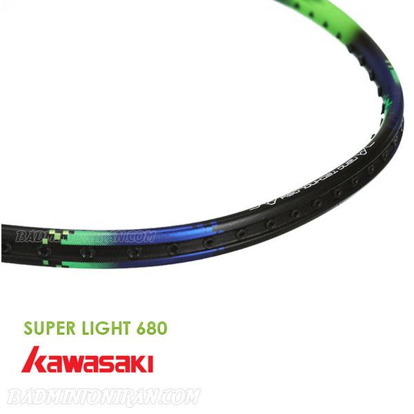 kawasaki SUPER LIGHT 680 4 بدمینتون ایران
