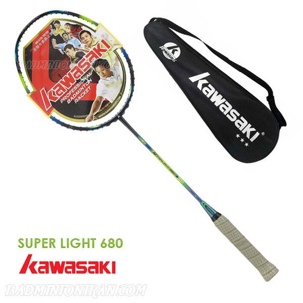 kawasaki SUPER LIGHT 680 6 بدمینتون ایران