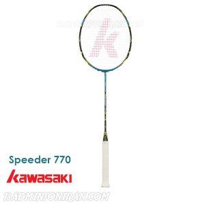 kawasaki Speeder 770