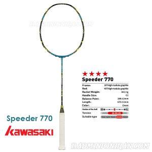 kawasaki Speeder 770 4