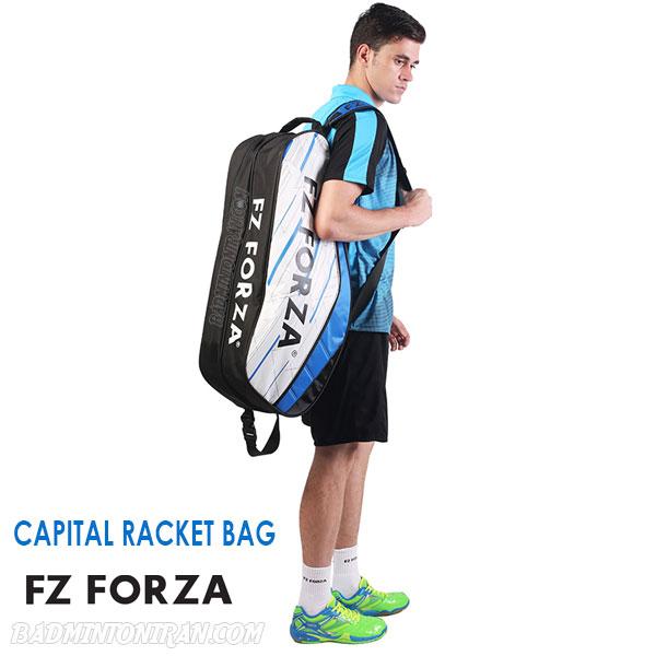 Fz Forza CAPITAL RACKET BAG 5 بدمینتون ایران