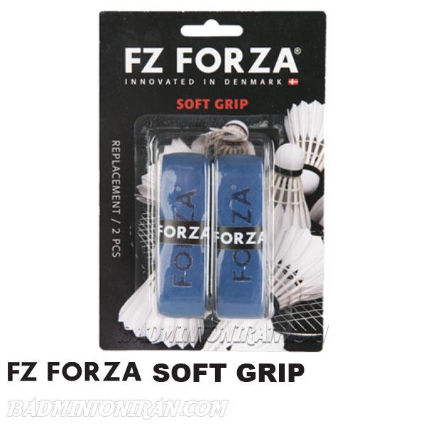 Fz Forza Soft grip 5 بدمینتون ایران