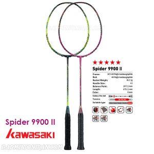 Kawasaki Spider 9900 II 8 بدمینتون ایران