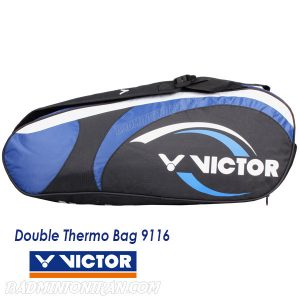 Victor Double Thermo Bag 9116 2 بدمینتون ایران