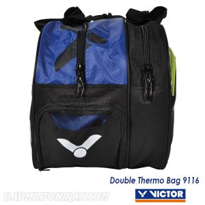 Victor Double Thermo Bag 9116 6 بدمینتون ایران