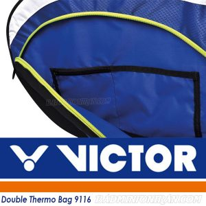Victor Double Thermo Bag 9116 7 بدمینتون ایران