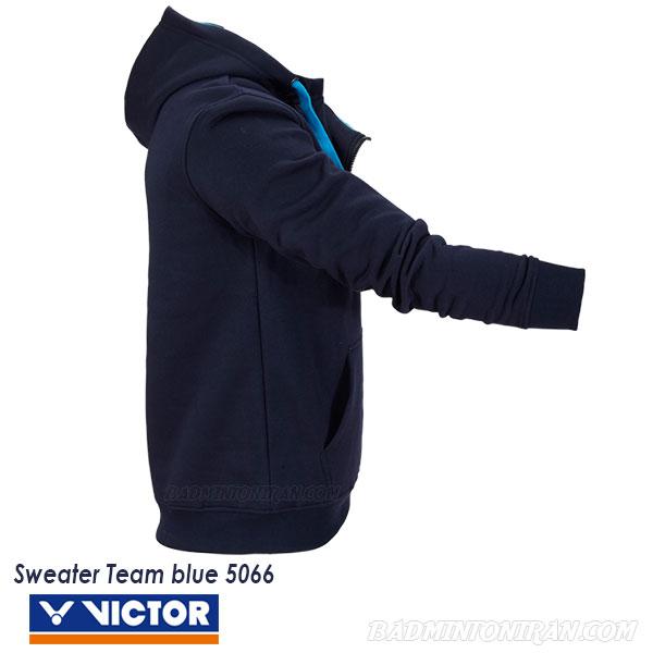 Victor Sweater Team blue 5066 3 بدمینتون ایران