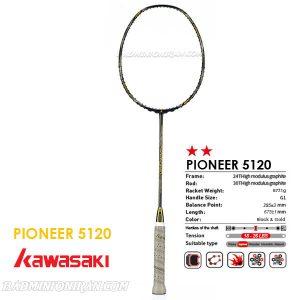 kawasaki PIONEER 5120 9