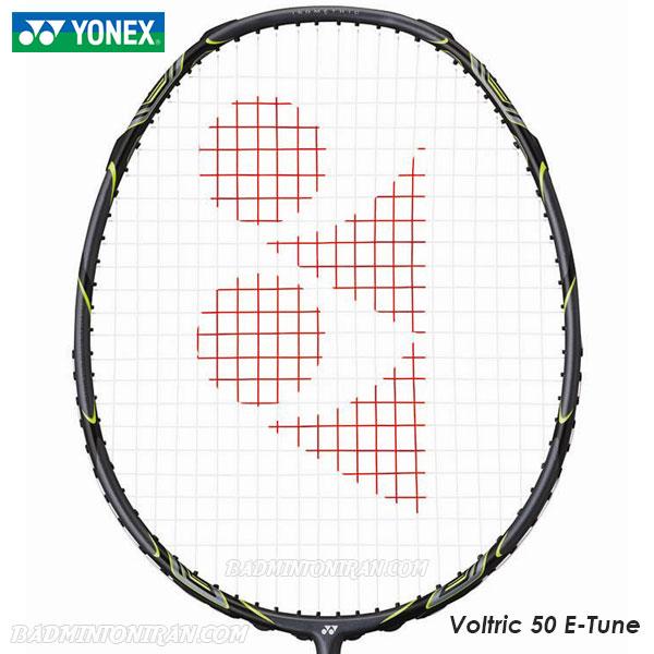 Yonex Voltric 50 E Tune 2 بدمینتون ایران