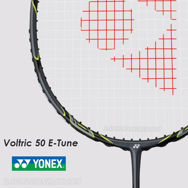 Yonex Voltric 50 E Tune 6 بدمینتون ایران