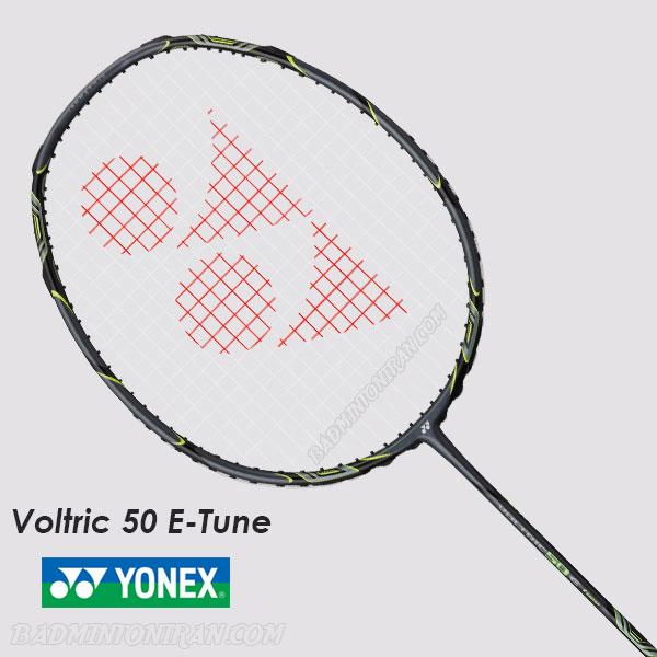 Yonex Voltric 50 E Tune 7 بدمینتون ایران