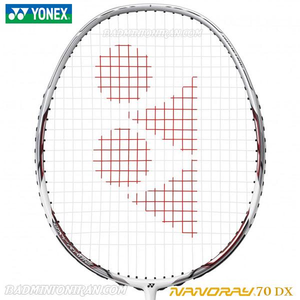 YONEX Nanoray 70DX 1 بدمینتون ایران