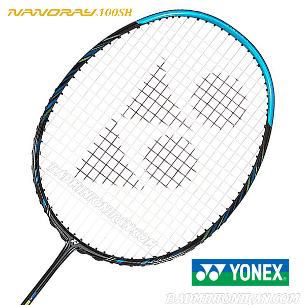 Yonex Nanoray 100 6 بدمینتون ایران