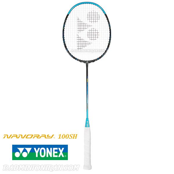 Yonex Nanoray 100 600 بدمینتون ایران