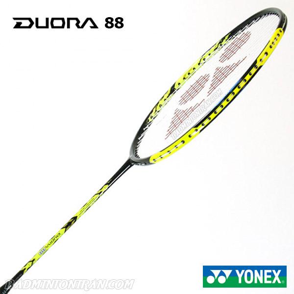 Yonex Duora 88 badminton 2 بدمینتون ایران