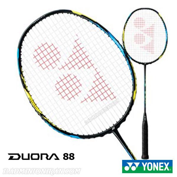 Yonex Duora 88 badminton 3 بدمینتون ایران